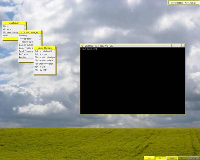 reivax org - CTWM Themes System